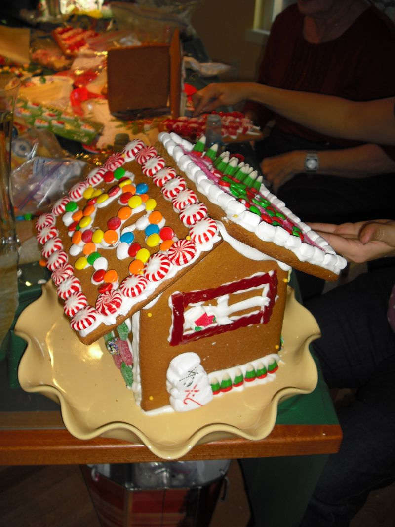 Gingerbread House_5