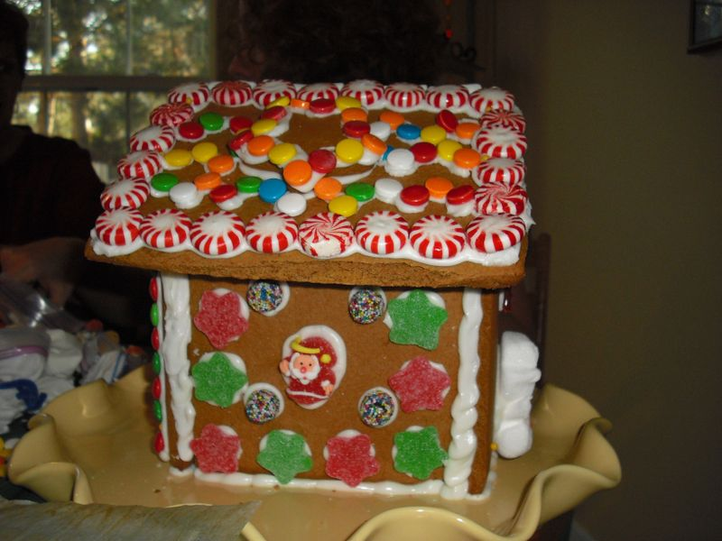 Gingerbrread House_6