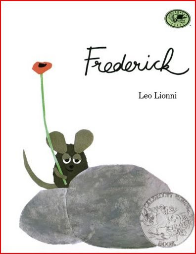 Frederick Mouse Cover